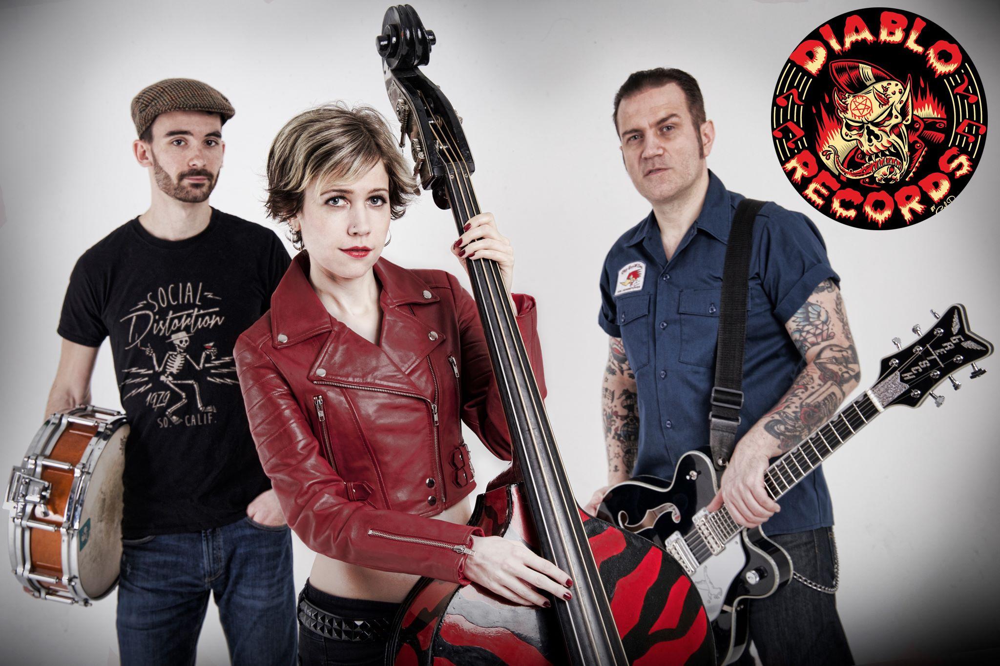 The Silver Shine | Psychobilly bands, Psychobilly