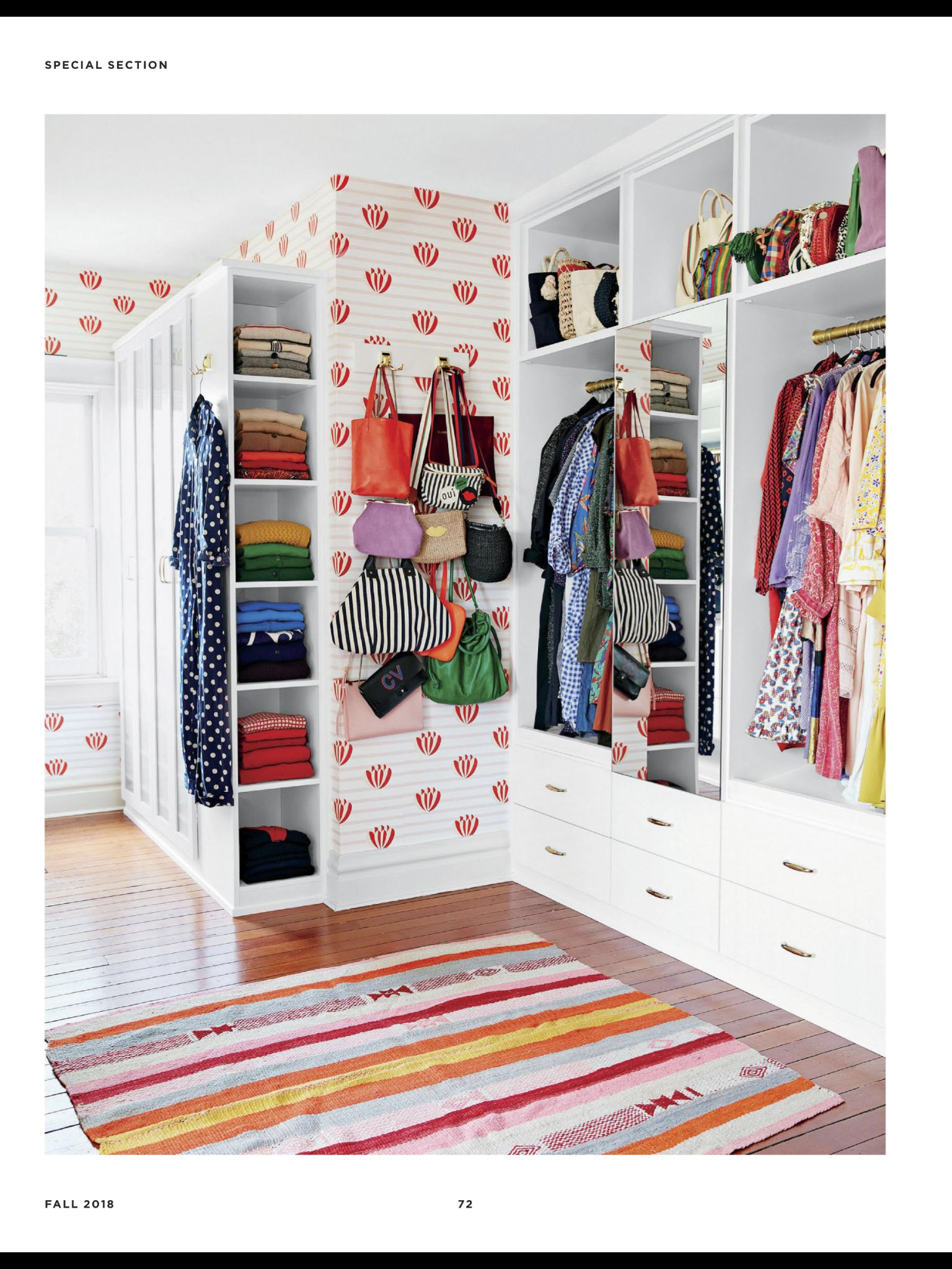 closet confidential from domino fall 2018 read it on the texture app unlimited access to 200 on kitchen organization tiktok id=84739
