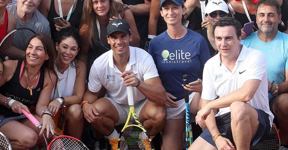 Rafael Nadal Academy Tennis Abrira Sus Puertas En Octubre En El Hotel Palladium Cancun Rafael Nadal Cancun Hotel