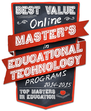 Best Value Online Master S In Educational Technology Online Masters Teaching Programs Instructional Technology