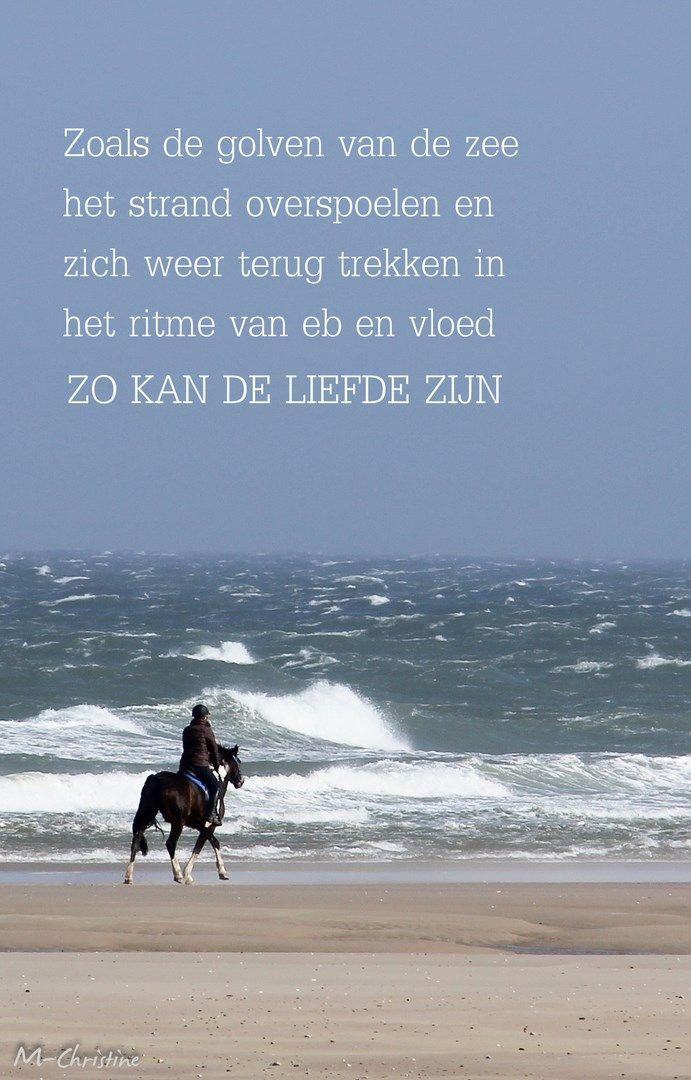 Citaten Over De Zee : Zoals de golven van zee quotes i love citaten