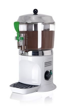 Máquinas de Chocolate - Máquina para Chocolate Quente Sirocco - 5 Lts // Lendas Sublimes - Produtos Gourmet