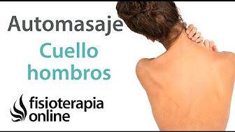 Cómo aliviar el dolor cervical con 4 ejercicios- Fisioterapia para TI -  YouTube 5135625696b9