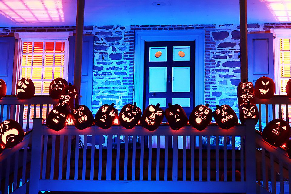 Cool Pumpkin Displays, Festivals, and Decorating Events in