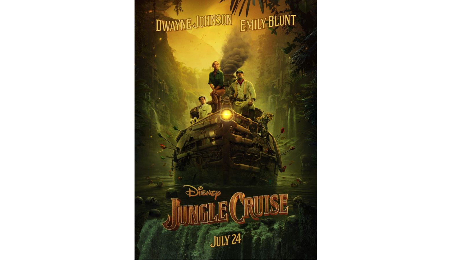 New Jungle Cruise Trailer Released Leaving Disney Parks Fans In De Nile Disney Parks Disney Parks Blog Cruise