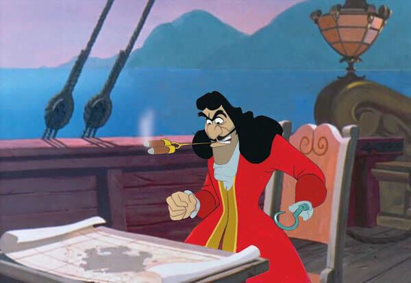 Pin By Kenshin On Captain Hook In 2020 Captain Hook Disney Captain Hook Disney