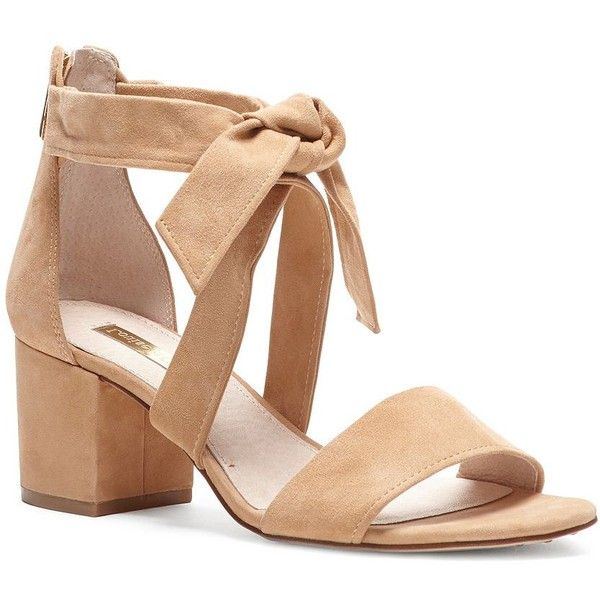 2fdd18b1bf2 Louise Et Cie Gia Leather Sandals ( 97) ❤ liked on Polyvore featuring shoes