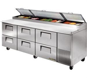 TRUE Refrig Pizza Prep Table,Dallas Restaurant Equipment U0026 Supplies,  Convenience Stores Supplies, Awesome Design