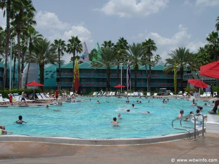 All Star Sports Resort Disney hotels, Resort, Disney resort