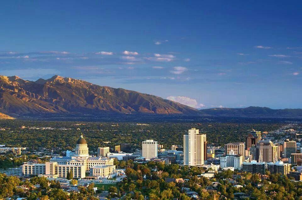 Salt Lake In Summer With Images Salt Lake City Hotels Salt Lake City Downtown Salt Lake City Utah