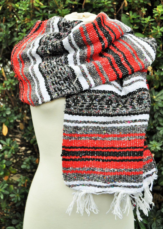 Oversized Merino Wool Scarf - HONEY by VIDA VIDA Cheap Discounts Shopping Online Cheap Online Many Kinds Of  Cheap Perfect O92bB1