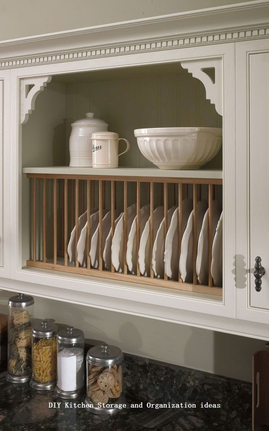 Image By Rose Eliff On La Cuccina Plate Racks In Kitchen Kitchen Remodeling Projects