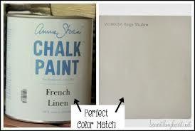 Annie Sloan French Linen Chalk Paint Google Search