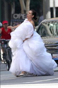 """It's happening!"" Maya Rudolph Bridesmaids"