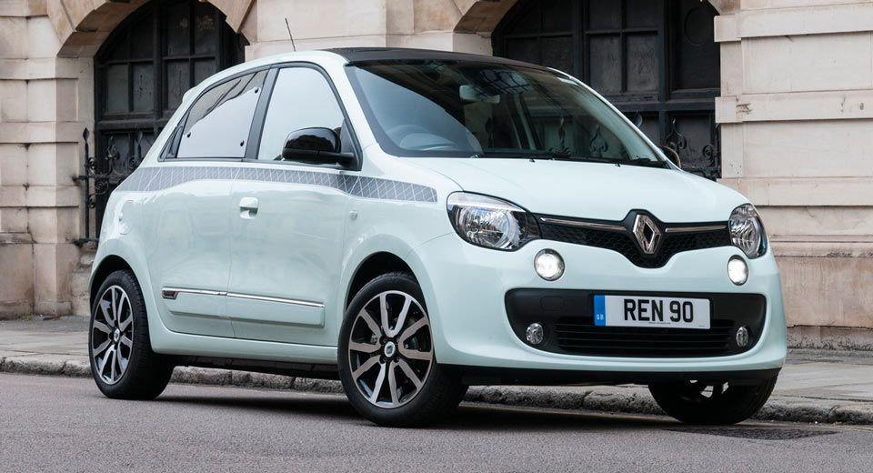 Uk S New Renault Twingo Iconic Edition Will Cost You 14 595 New