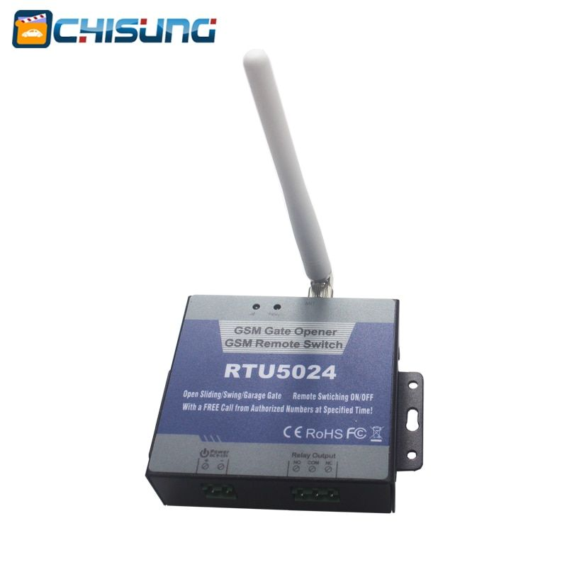 278 door controller rtu5024 gate access control gsm