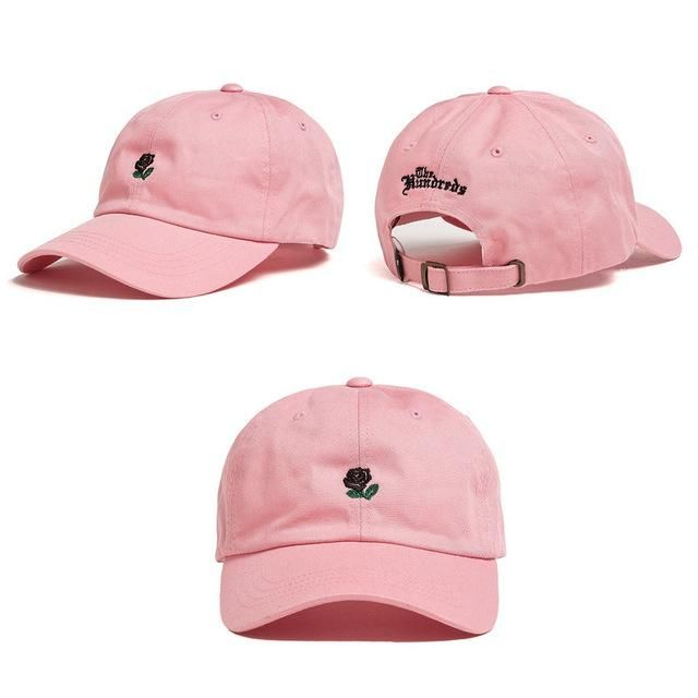 Roses Baseball Cap (Adjustable)