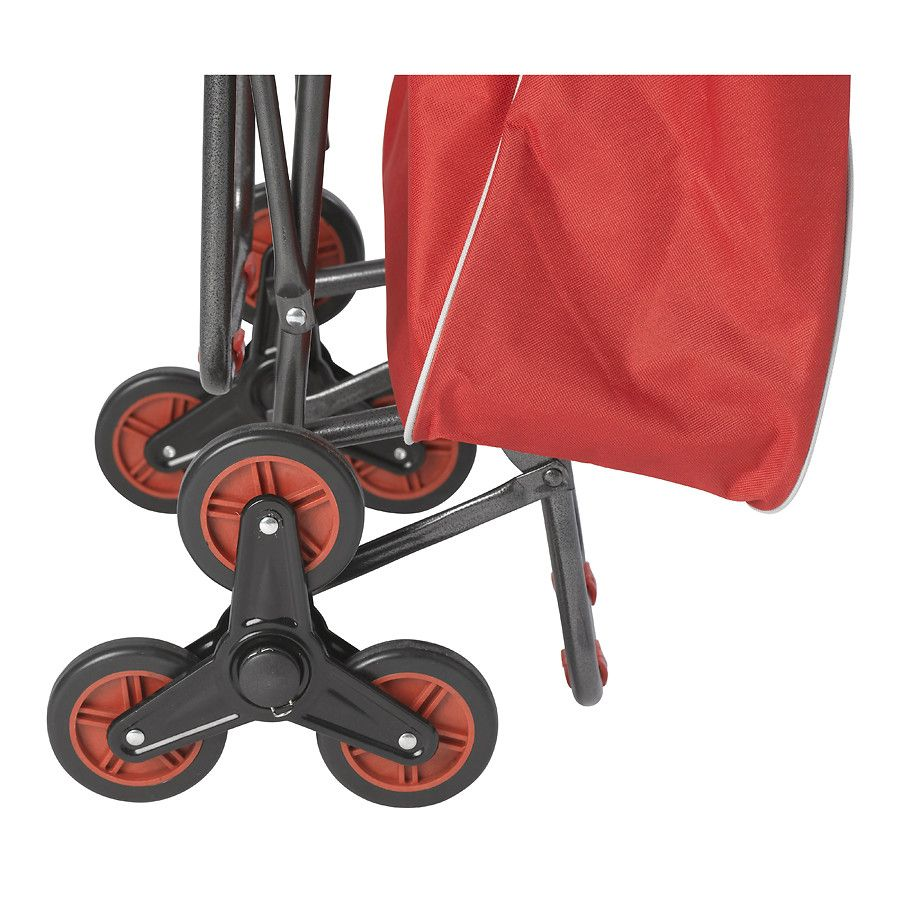 drive medicaldeluxe rolling shopping cart with seat at walgreens