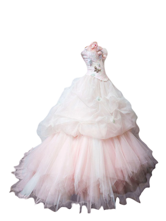 Gown 43 Png By Avalonsinspirational On Deviantart Pink Evening Gowns Pink Evening Dress Gowns Of Elegance