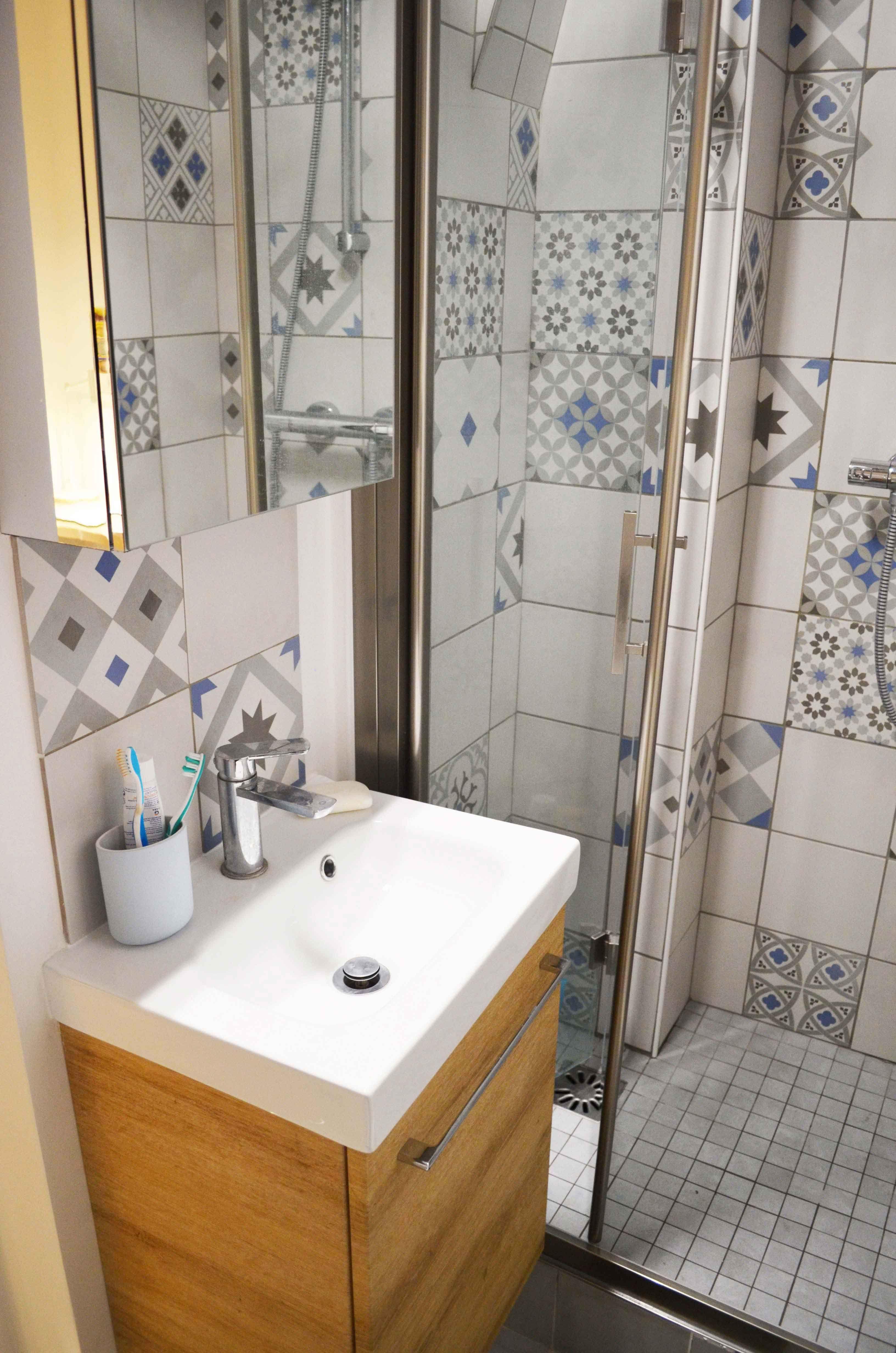 Sandrine carr d coratrice - Armoire a glace salle de bain ...