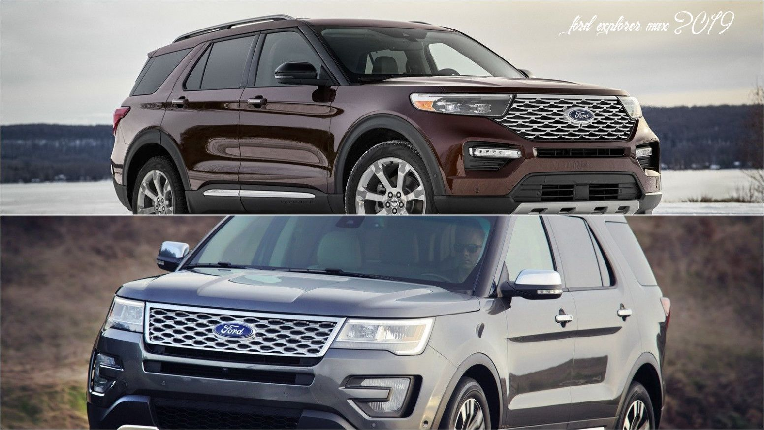 Ford Explorer Max 2019 Specs in 2020 Ford flex, Ford suv
