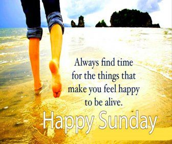 Happy Sunday Quotes Images Sms And Wishes In 2018 Happy Blessed