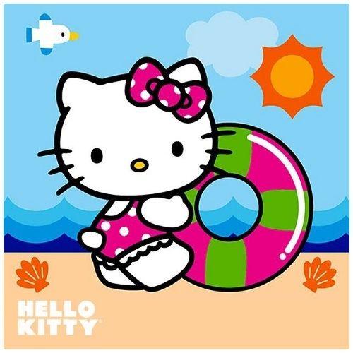 Hello Kitty Images Wallpaper Beach Sanrio Danshi Florida Friends Drawings Desktop Tapestry