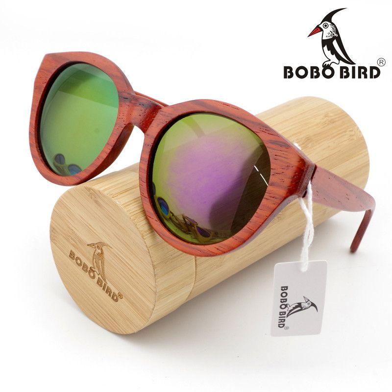 $32.99 (Buy here: https://alitems.com/g/1e8d114494ebda23ff8b16525dc3e8/?i=5&ulp=https%3A%2F%2Fwww.aliexpress.com%2Fitem%2FHigh-end-2015-New-Gift-Choose-BoBo-Bird-Brand-Wooden-Sunglasses-Polarized-Real-Wood-Sun-Glasses%2F32265049775.html ) New Women's Sunglasses Red Wood Cat Eye Wood Oversized Sunglasses Wooden Sun glasses for Ladies With Bamboo Box for just $32.99