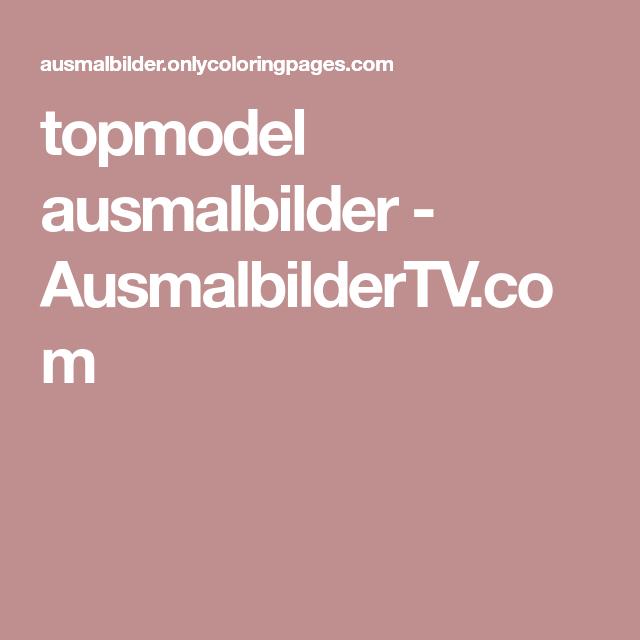 topmodel ausmalbilder  lockscreen kids