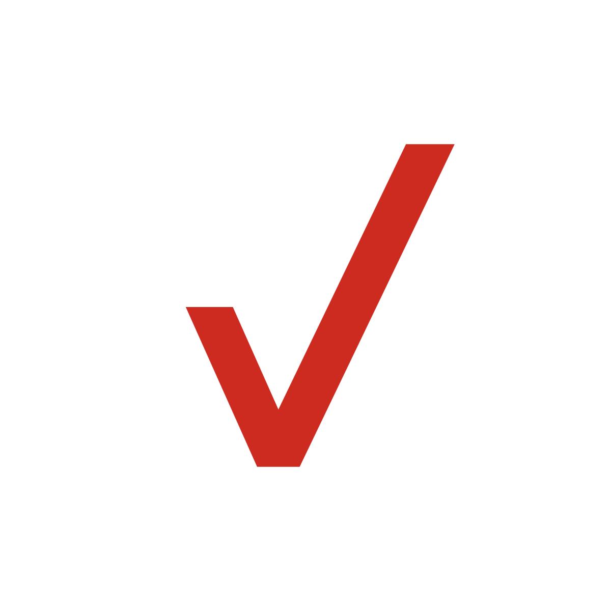 Verizon Logo United States Letter V Lettering Single Letter Logo