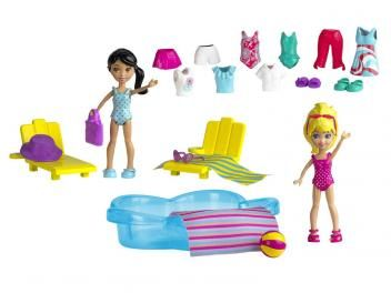 Estações da Polly - Mattel