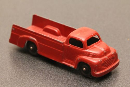 Vintage Old TootsieToy Ford Diecast Pickup Truck Toy Car