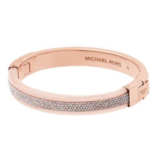 Michael Kors MKJ5020791 Womens Jeweled Blush Acetate Rose