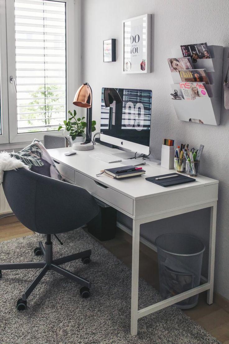 Photo of Arbeitszimmer einrichten: Stilvolle Einrichtungsideen für das Home Office – Kleidermaedchen: Fashion, Beauty und Lifestyle Blog aus Sachsen und Thüringen