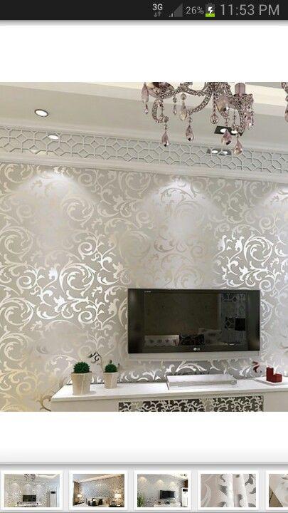 Beautiful Wallpaper Huis Inrichting Inspiratie Slaapkamerideeen Accentmuur