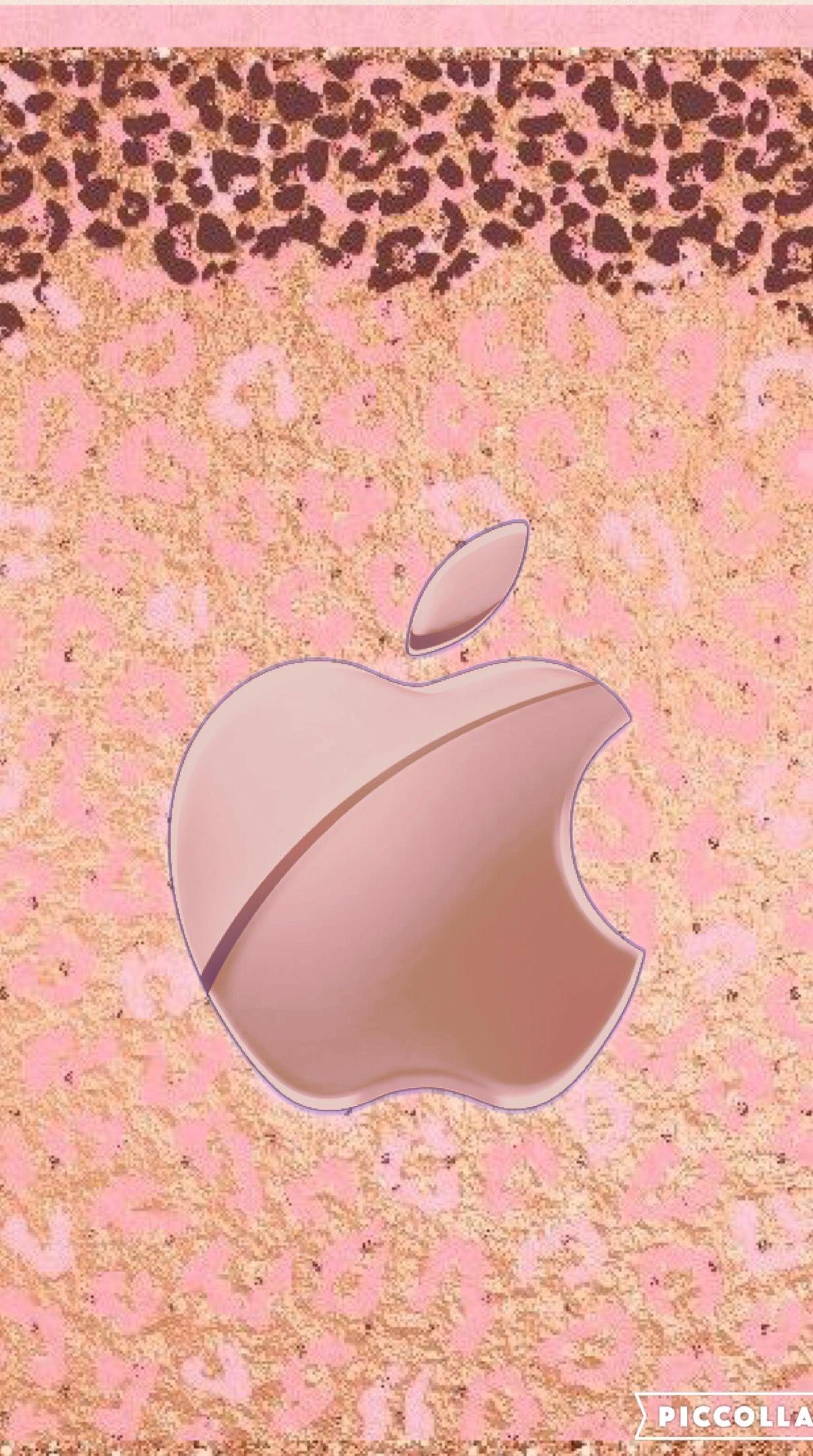 Apple Logo Lockscreen By Me Apple Wallpaper Apple Logo Wallpaper Iphone Pink Wallpaper Iphone