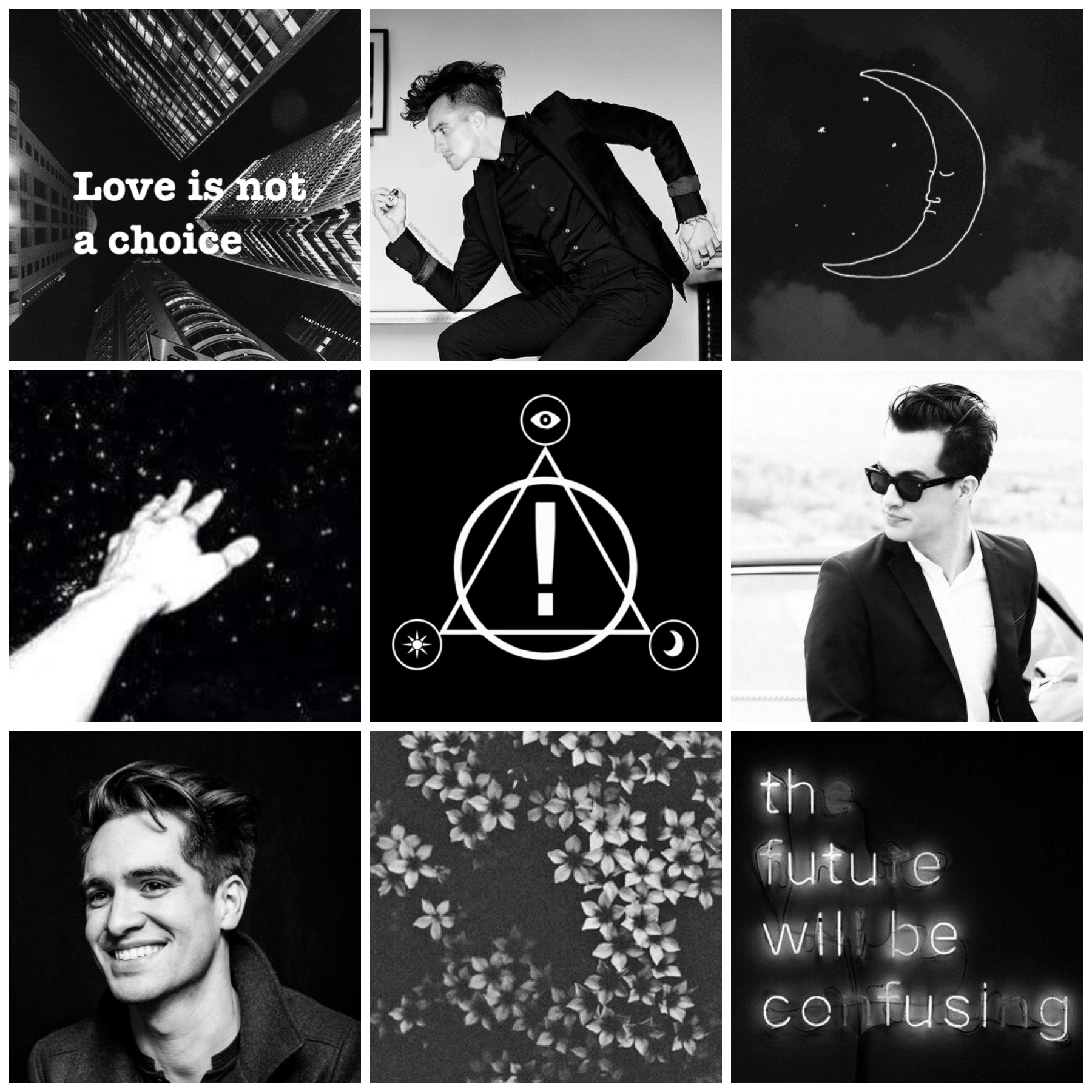 Brendon Urie Aesthetic Wallpaper
