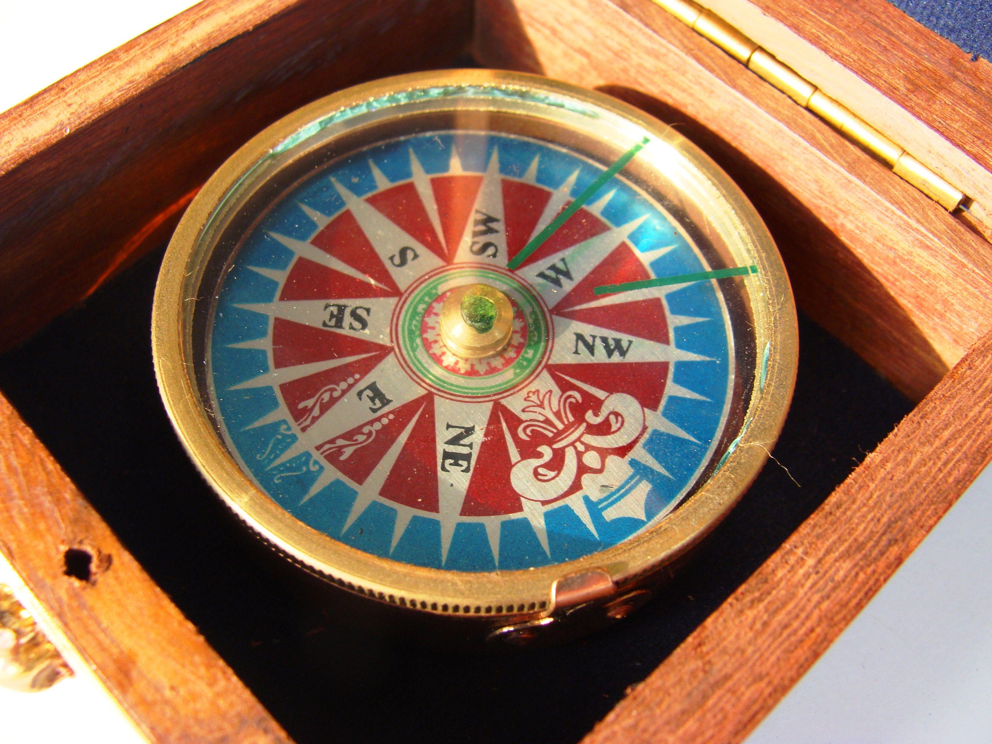 Kompasy darek je rados