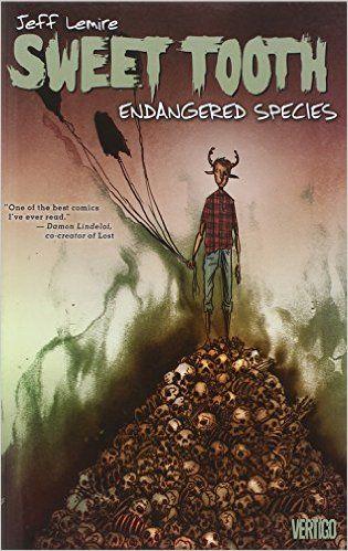 Sweet Tooth Vol. 4: Endangered Species: Jeff Lemire: 9781401233617: Books - Amazon.ca