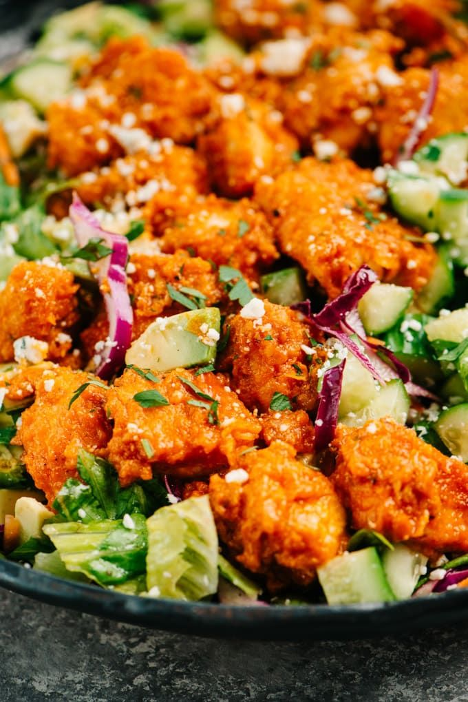 Photo of Buffalo Chicken Salad