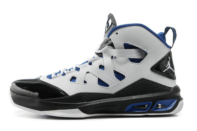 Jordan Melo M9 White White Game Royal Black  fd301344c0
