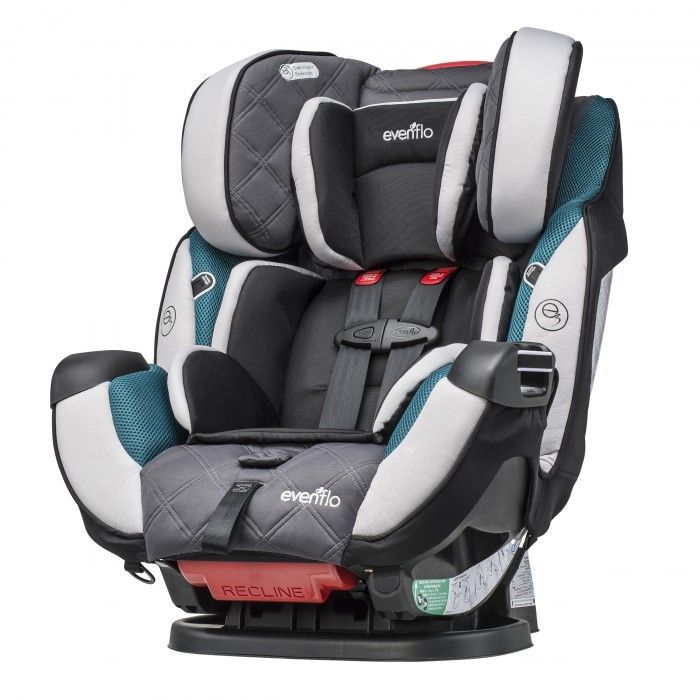 Evenflo Symphony Dlx All In One Car Seat Car Seats Baby Car