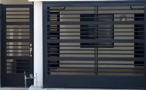 Puerta de herreria minimalista buscar con google dream for Puerta herreria minimalista