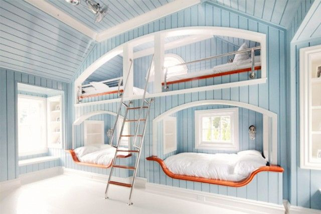 The Most Beautiful Bunk Beds We Ve Ever Seen Cool Bunk Beds