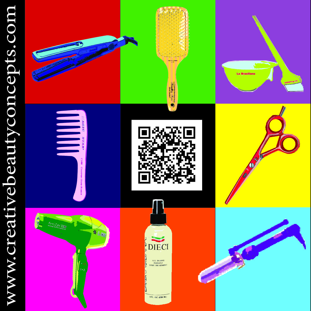 Creative Beauty Concepts offers education for all of our