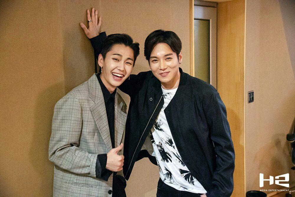 Ilhoon and Hwanhee   ☆BTOB☆ The Kings! in 2019   Jackets