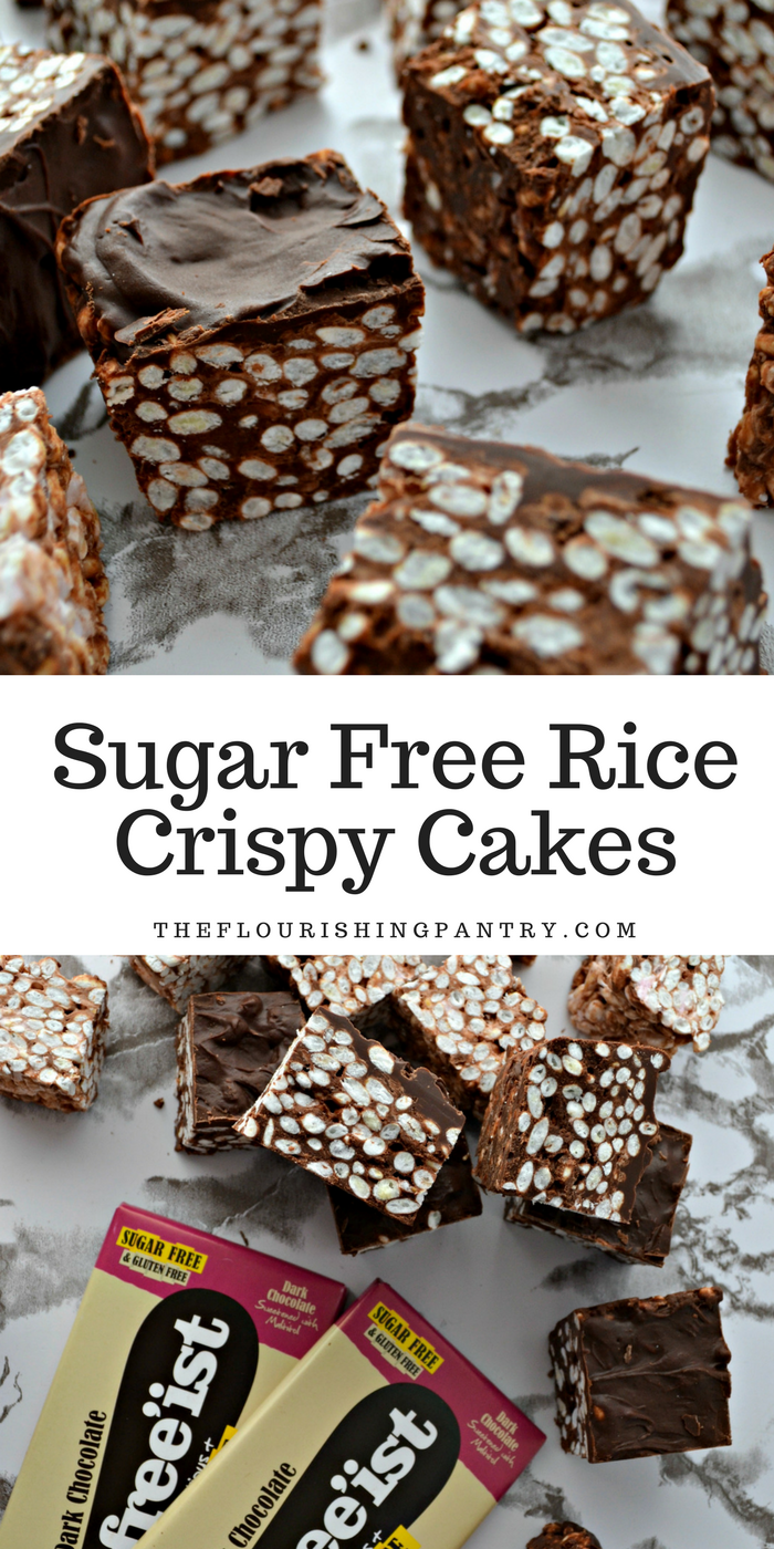 Rice Crispy Cakes With Free Ist