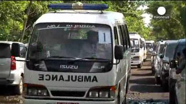 Indonesia ejecuta a ocho condenados a muerte, siete de ellos extranjeros