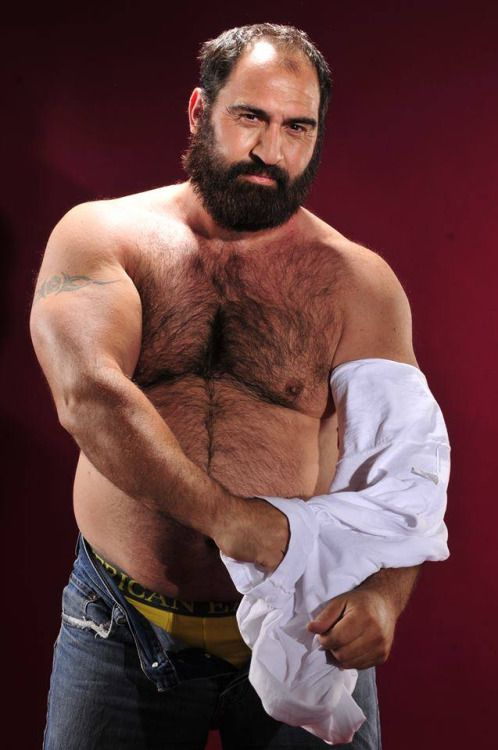 Hairy beefy tumblr