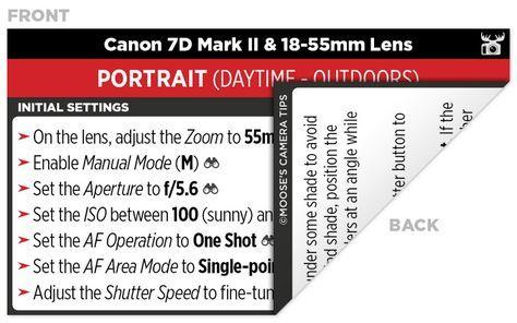 Canon Eos 7d Mark Ii Cheat Sheet Nikon D3300 Cheat Sheet Camera Hacks Camera Photography